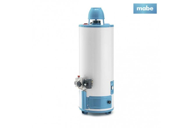 Calentador MABE de Acumulación de 10 Galones CAGLM1005AN1 Blanco