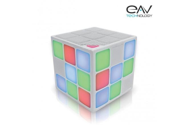 Parlante EAV Bluetooth CubiKolor
