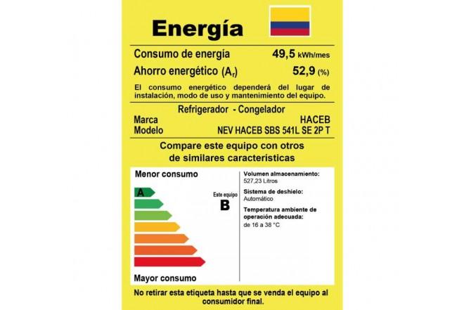 Nevecón HACEB SBS541L SE 2P T