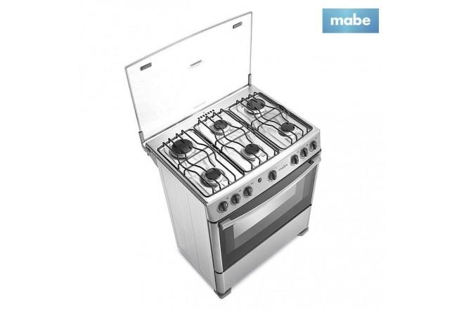 Estufa MABE 30 con Horno EMC30CGX-4