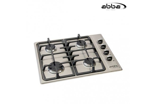 Cubierta ABBA 59cm CG 4PLX Gas Natural