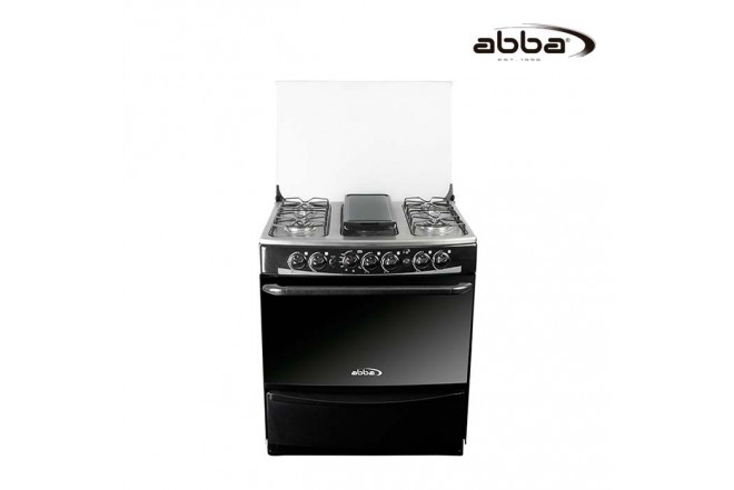 Estufa ABBA RG802-4 VH76EEGP NIJ Negro