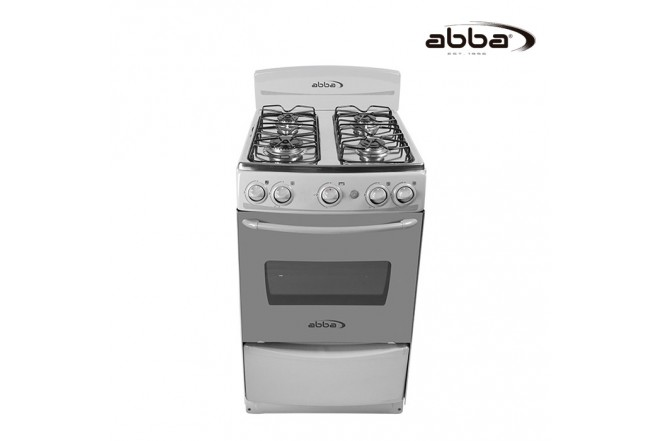 Estufa ABBA AB101-5 TH51EEGP GAW Gris