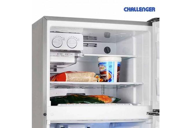 Nevera CHALLENGER 222Lts CR309 Gris