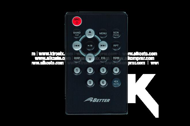 Radio Auto BETTER BT1329