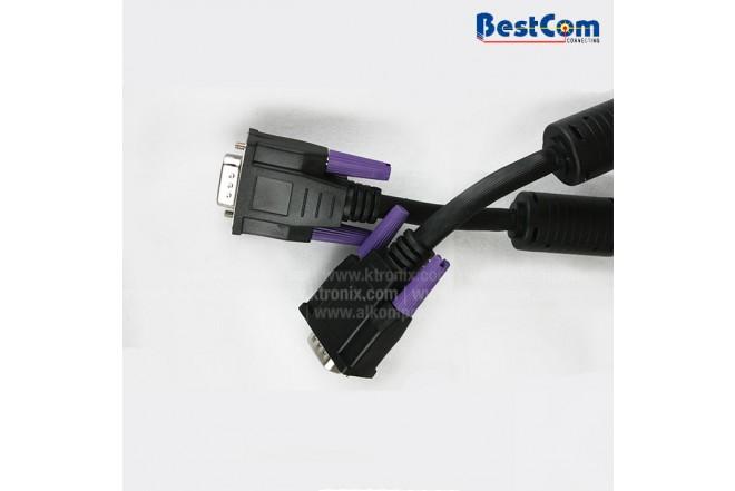 Cable VGA HDB 15 Pines 4.5 M