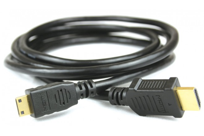 Cable HDMI A  MINI HDMI 1.83 M