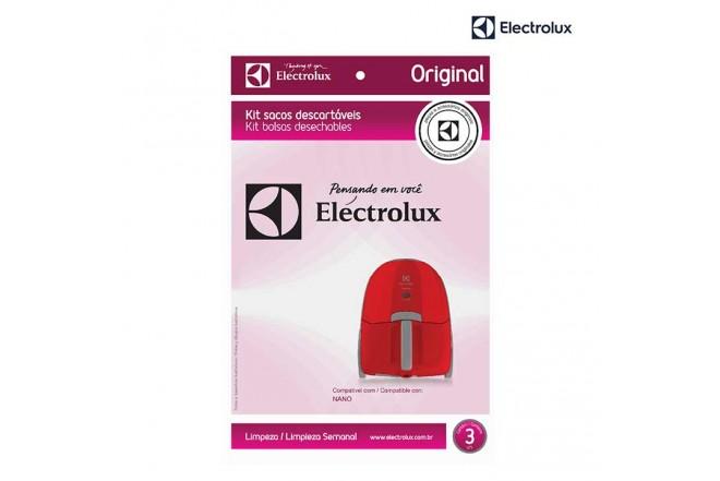Bolsa para Aspiradora ELECTROLUX Nano