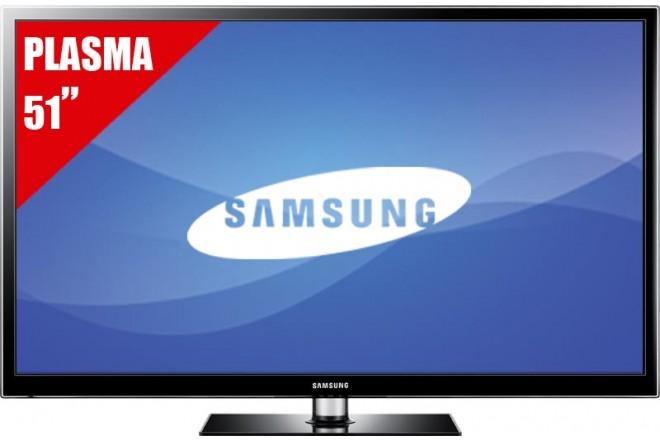Plasma SAMSUNG PL51E550D FHD