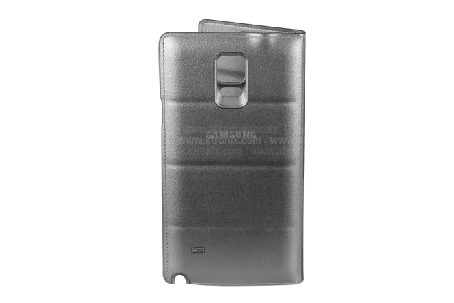 Sview Cover Cuero SAMSUNG Galaxy A5 Charcoal