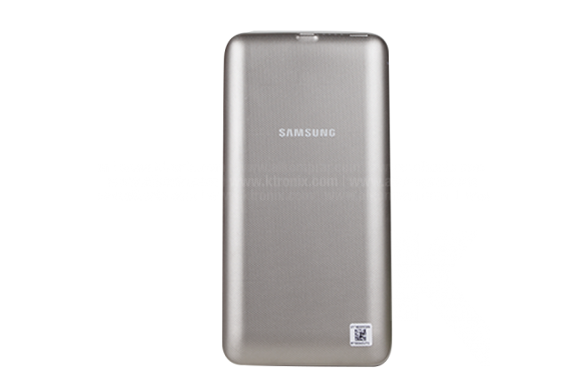 Batería Wireless SAMSUNG Note5 Gold