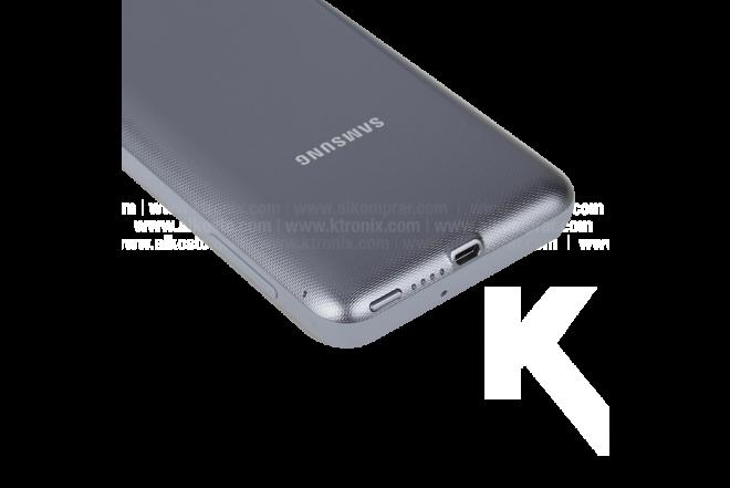 Batería Wireless SAMSUNG S6 edge Plus Silver