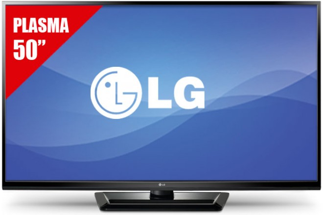 "TV 50"" Plasma LG 50PA4500 HD"