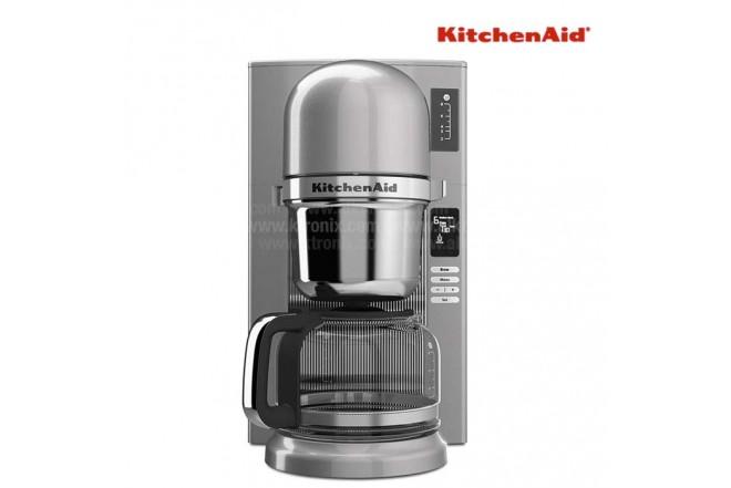 Cafetera eléctrica KITCHENAID KCM0802CU Silver