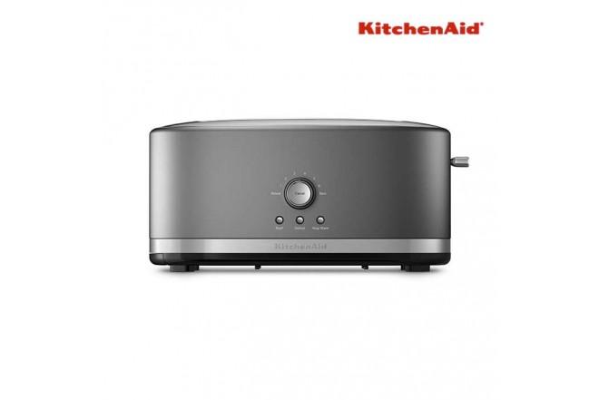 Tostadora KitchenAid 4 Panes Silver KMT4116CU