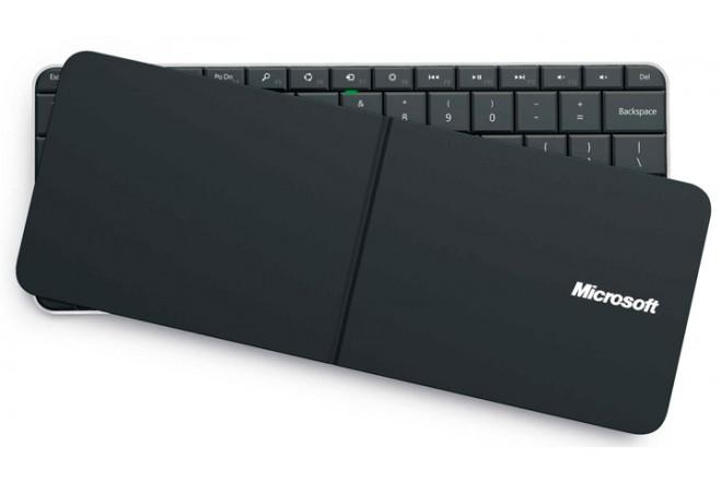Teclado Wedge Mobile Microsoft
