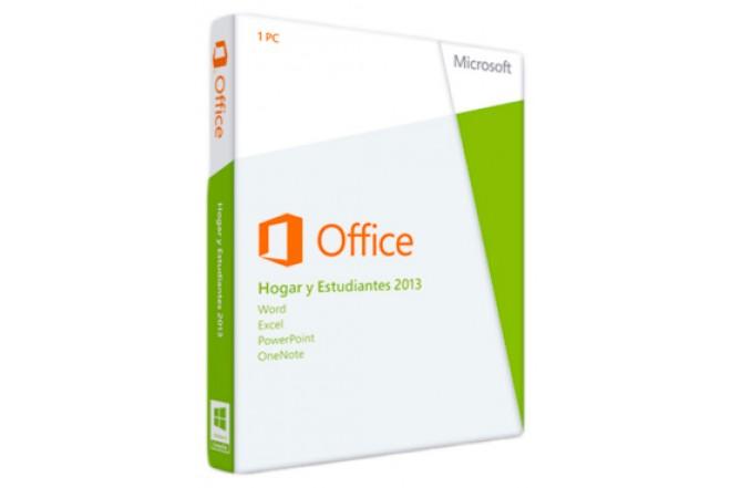 Office Hogar & Estudiante 2013