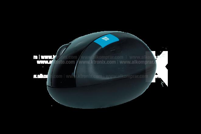 Mouse MICROSOFT Inalámbrico Blue Track Sculpt Ergonomic