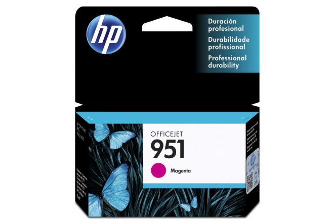 Tinta 951 HP Magenta Officejet