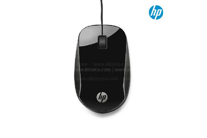 Mouse Alámbrico HP Z2000 Eco Negro