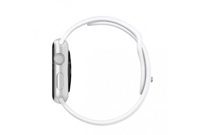 Apple Watch Sport 42M White