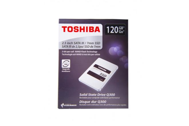 Disco Duro TOSHIBA - SSD 120Gb