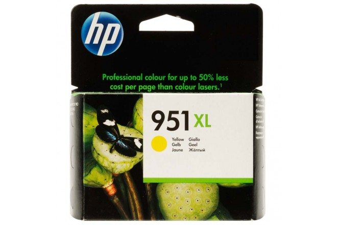 Cartucho HP 951XL Amarillo