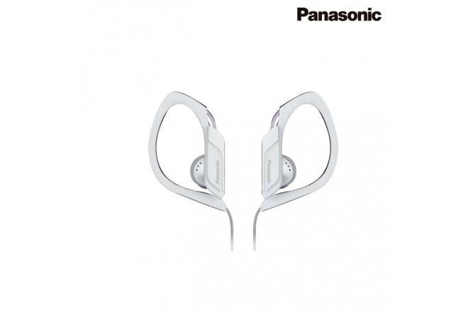 Audífonos Alámbricos PANASONIC In-Ear Sport Blanco HS34