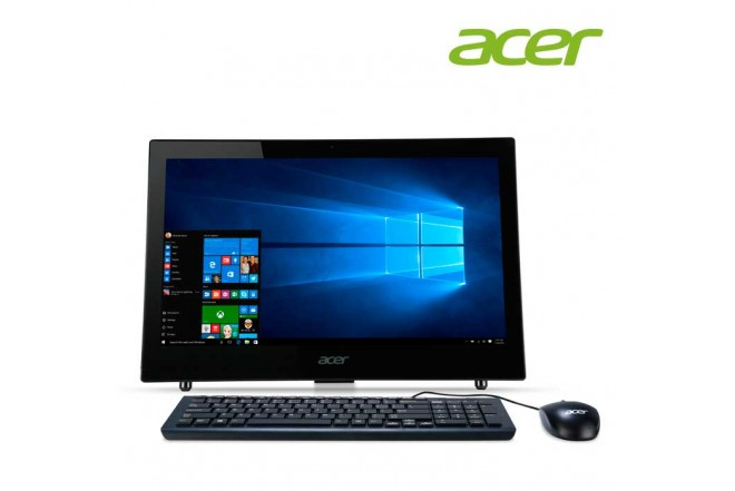 "PC All in One ACER 622RP21 21.5"" Pentium® Negro"