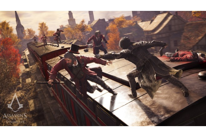 Videojuego Assassin's Creed Syndicate XBOX ONE