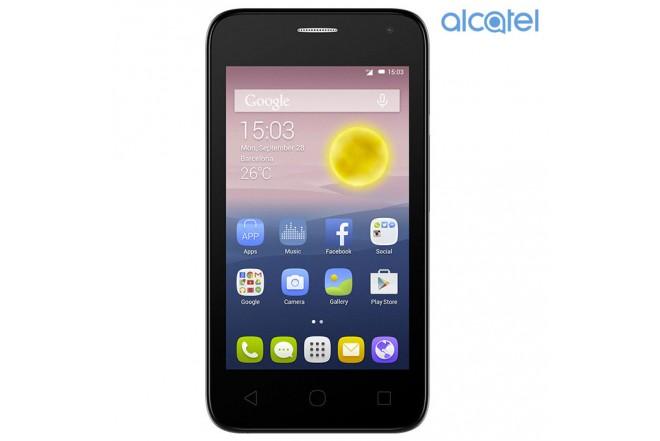 Celular Alcatel Pixi First 3G Plata - Dorado
