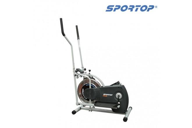 Elíptica con disco en acero SPORTOP Balance