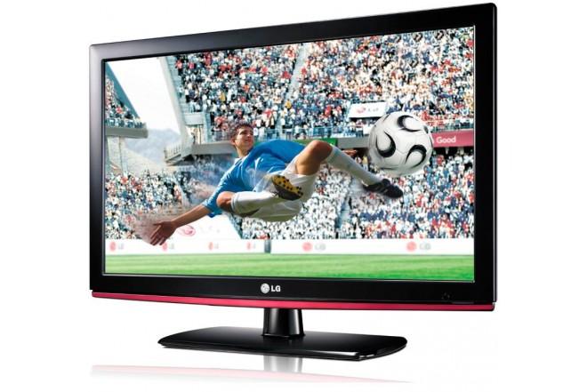 "TV 26"" LCD LG 26LK310 HD"