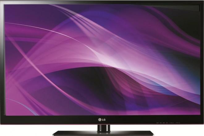 """TV 60"""" Plasma LG 60PK550R FHD"""