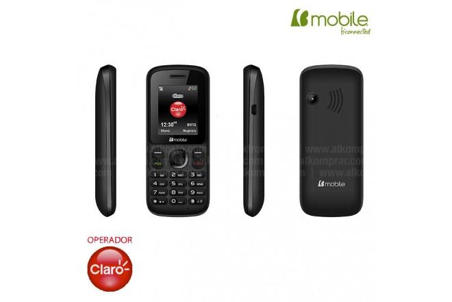 Celular CLARO BMOBILE C450 Negro