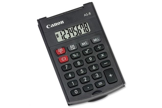 Calculadora CANON AS-8