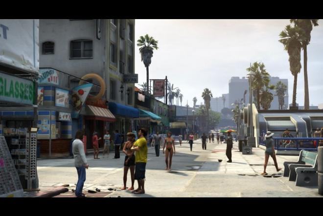 Video Juego PS4 SONY Grand Theft Auto V