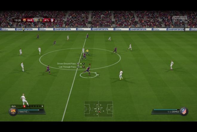 Consola 500GB PS4 + Control DualShock 4 + Juego Fifa 2016.