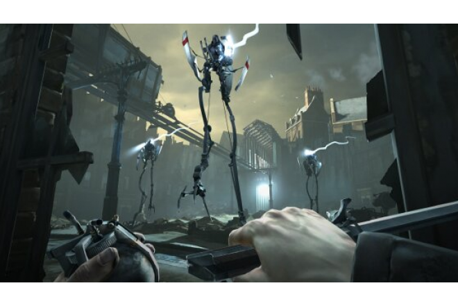 Videojuego PS4 Dishonored