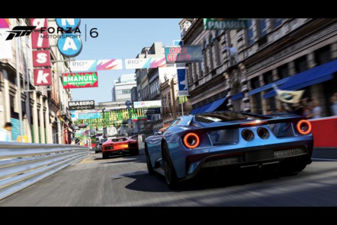 Videojuego Forza 6 Motorsport