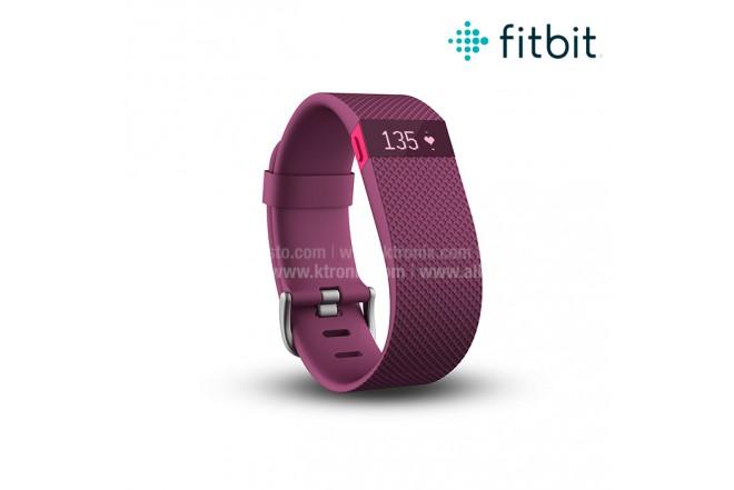 Charge HR Fitbit Reloj Morado S