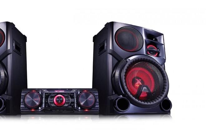 Equipo Mini LG CM9760 3300W