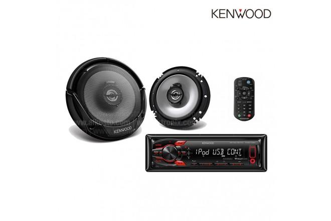Kombo Car Audio Kenwood PKGKMM - 108