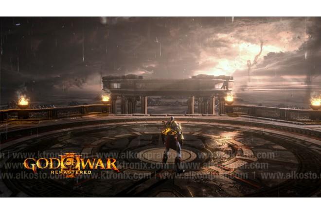 Videojuego PS4 God of War 3