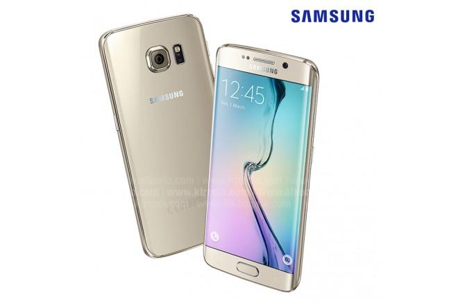 Celular SAMSUNG Galaxy S6 Edge 32 GB Dorado