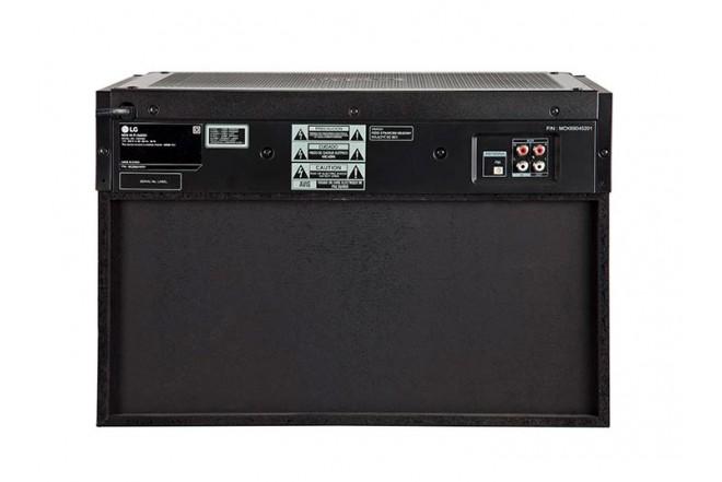 Equipo Minicomponente LG OM4560 220W