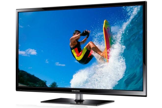 "TV 51"" Plasma SAMSUNG 51F4900 HD 3D"