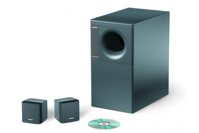 Parlantes BOSE AM3 IV BLACK