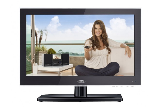 "TV 19"" LED KALLEY K-LED19HD2N"