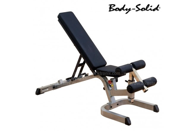 Banco multiposición BODY SOLID  GFID 71